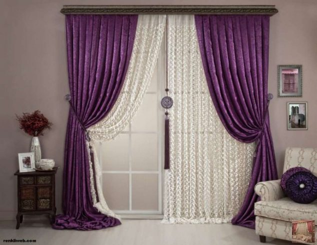 15+ Modern Curtains Design Ideas