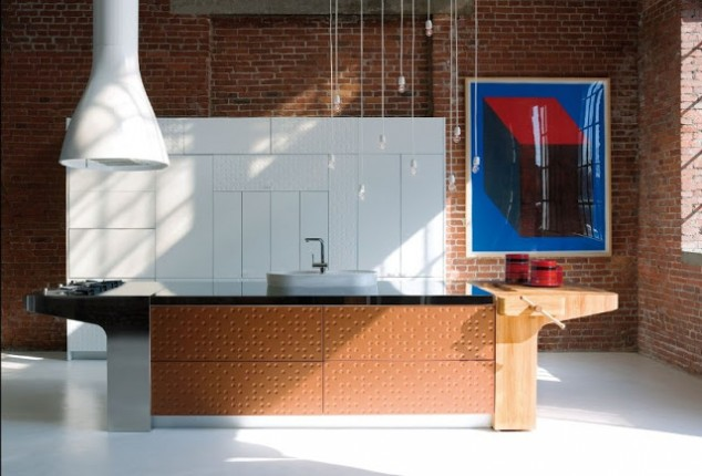 14 Of The Most Unusual Kitchen Island Design Ideas