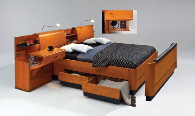 multi functional bed with storage 1