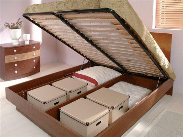 multi functional bed with storage 10