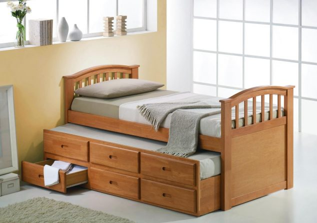 multi functional bed with storage 11