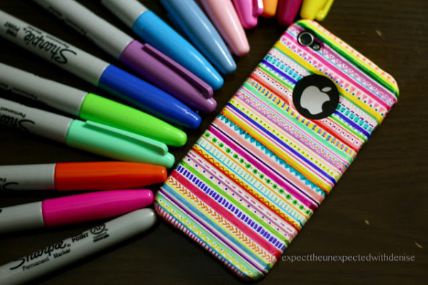 10 DIY Ideas To Decoration Your iPhone