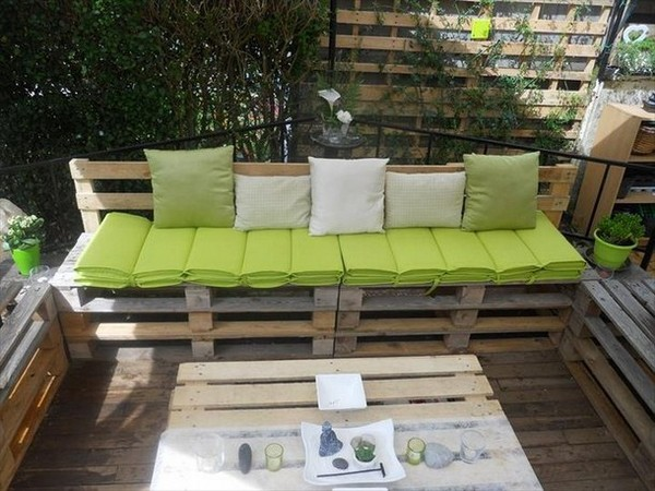 outdoor pallet ideas 12