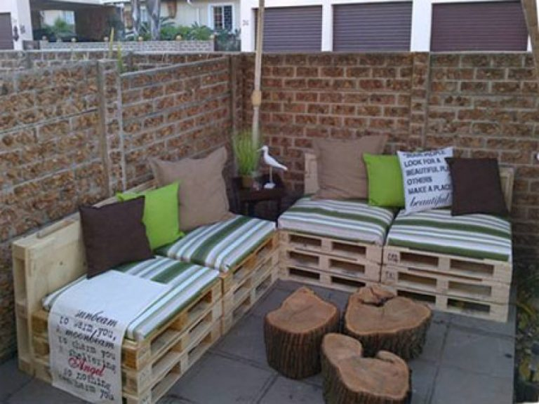 outdoor pallet ideas 14