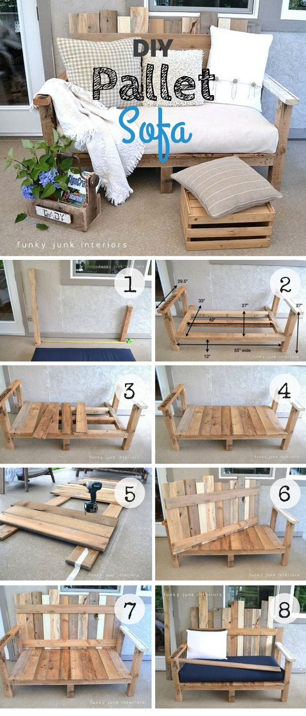 outdoor pallet ideas 5