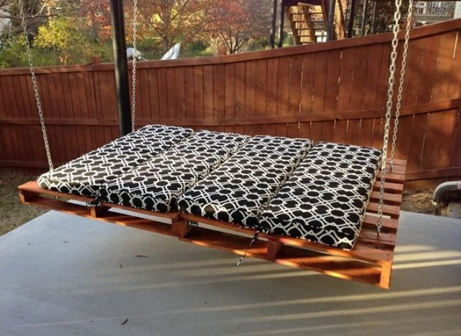 outdoor pallet ideas 7