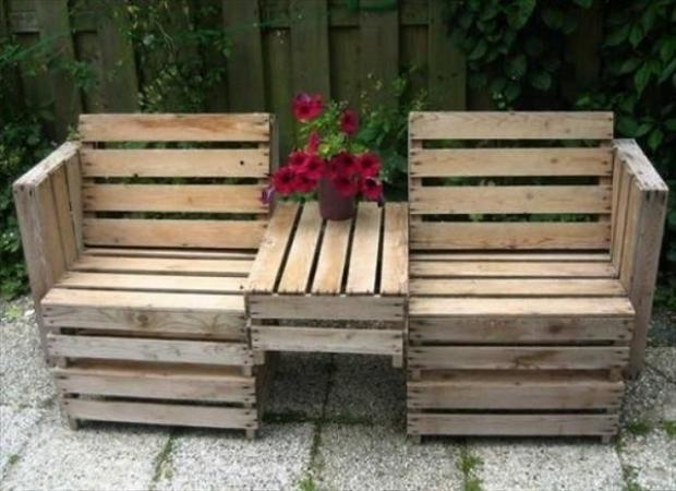 outdoor pallet ideas 8