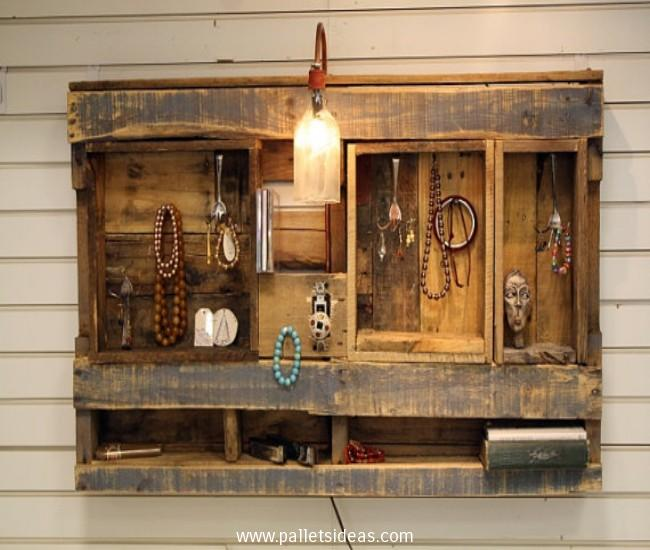 20+ Awesome Pallet Crafts For Your Interior