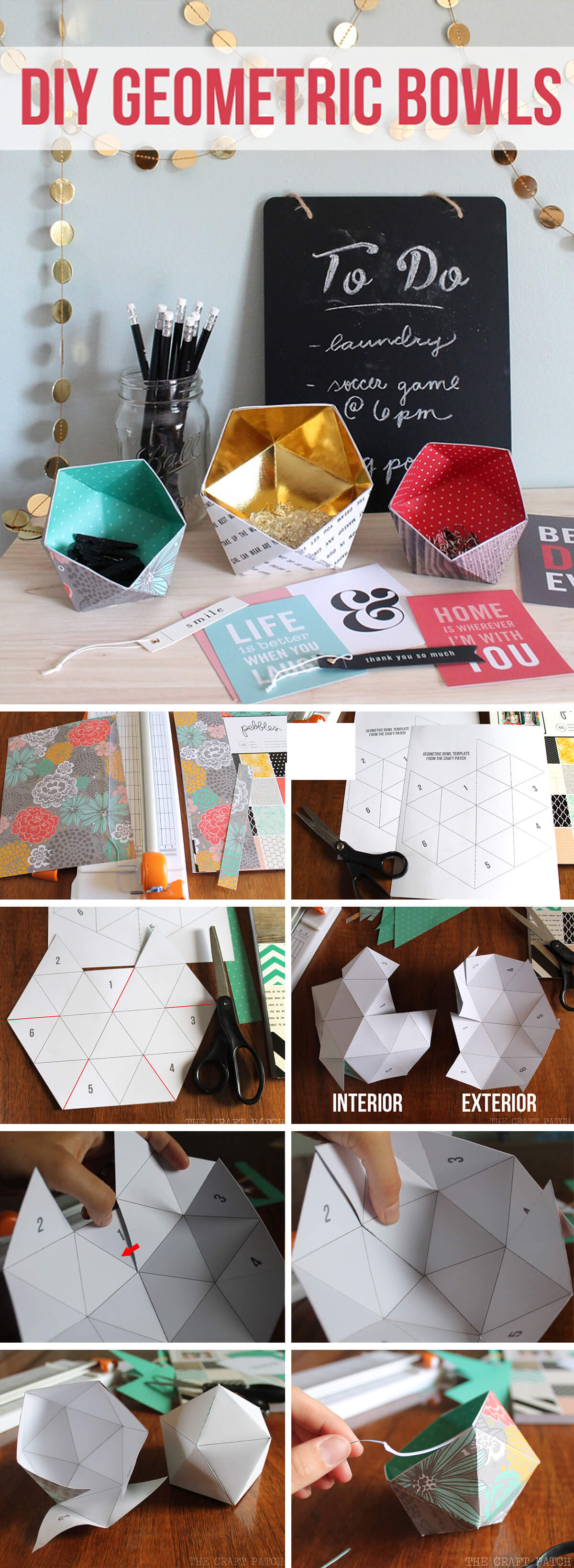 paper decor crafts ideas 2