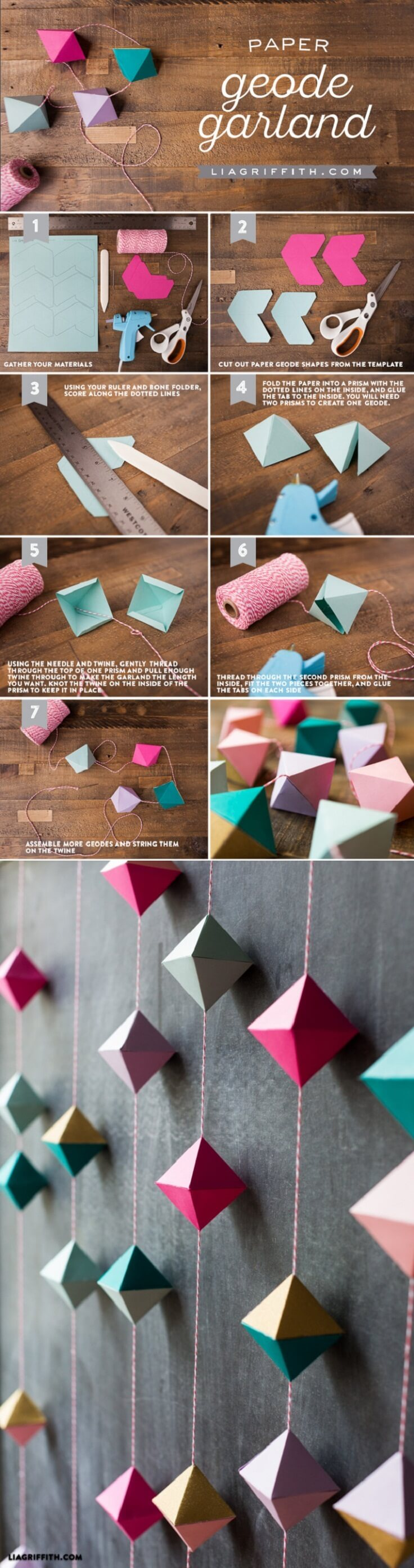 paper decor crafts ideas 8