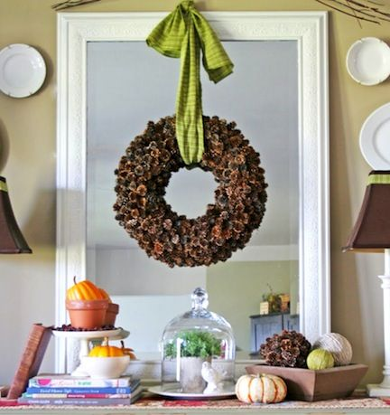 40+ Creative Pinecone Crafts for Your Holiday Decorations