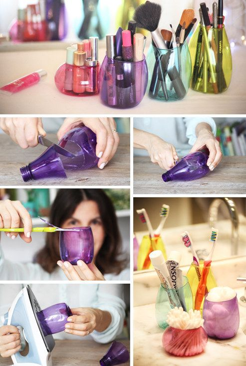 DIY Creative Recycled Plastic Crafts