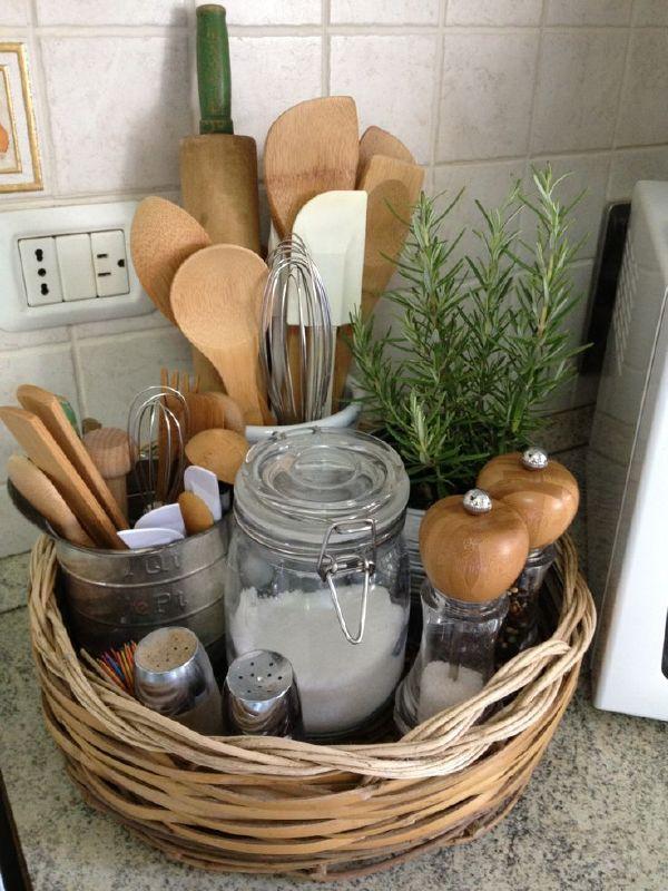 12+ Practical Kitchen Storage Hacks