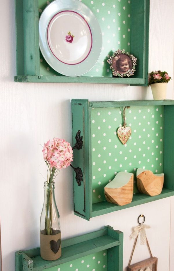 recycle old drawers 1