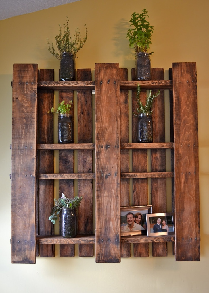 recycle wooden pallets 1