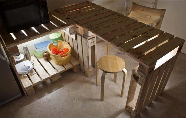 recycle wooden pallets 16
