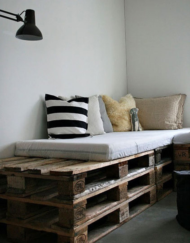 recycle wooden pallets 21