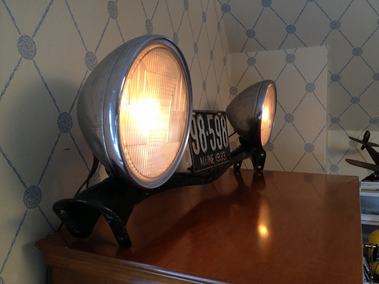 recycled car parts ideas 3