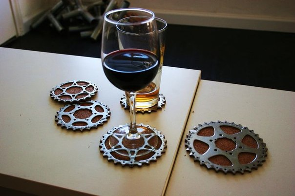 recycled car parts ideas 5