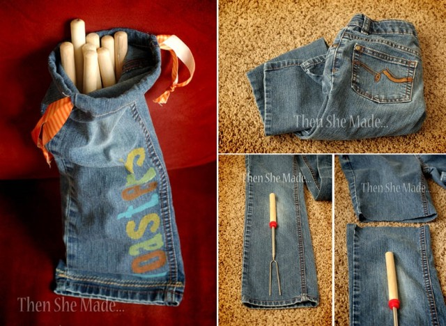 recycled old jeans 18