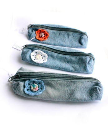 20 Clever Ways To Recycled Old Jeans