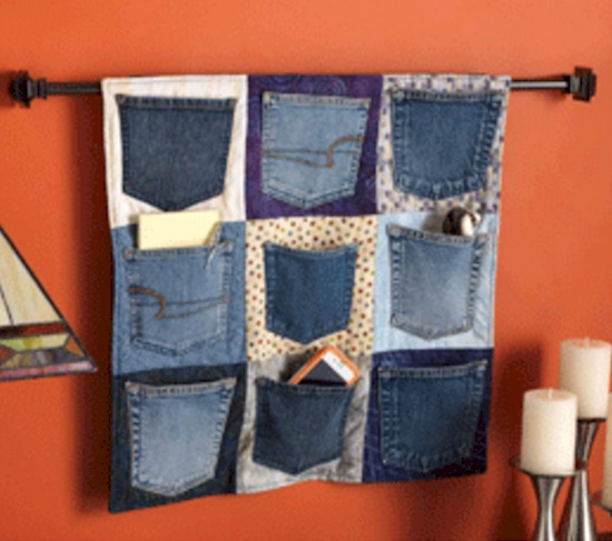 recycled old jeans 9