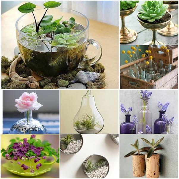 Creative Ideas On Planter Amp Vase Diy