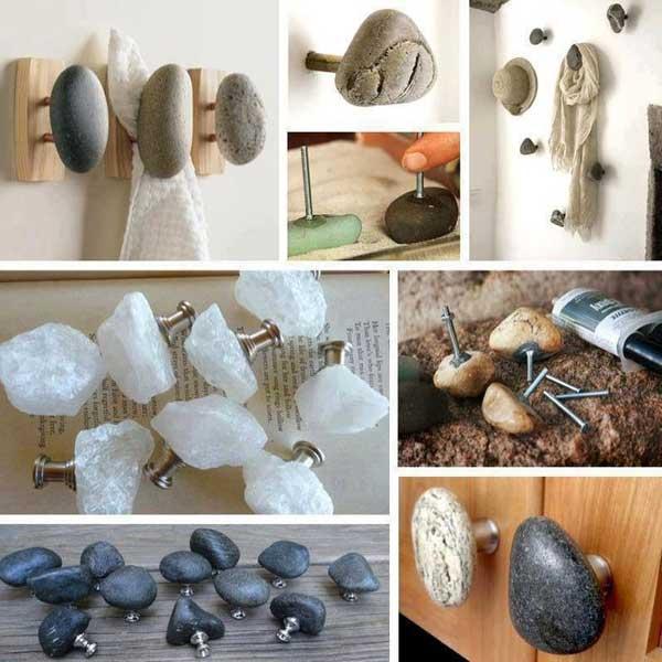 rocks decor home 14