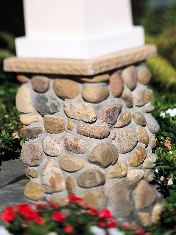 rocks decor home 16