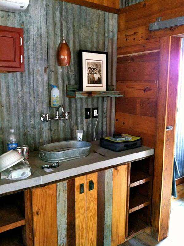 rustic bathroom decorating ideas 15 diy rustic bathroom decor ideas 21572