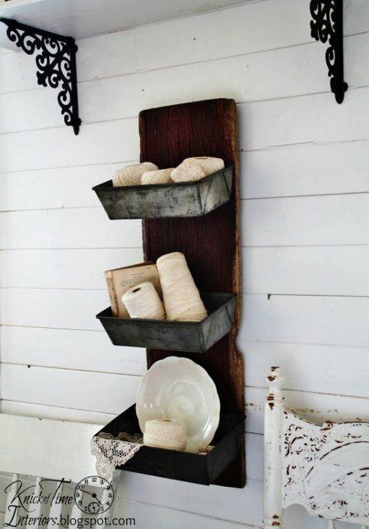 rustic storage ideas 9