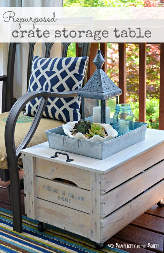 rustic wooden projects 10