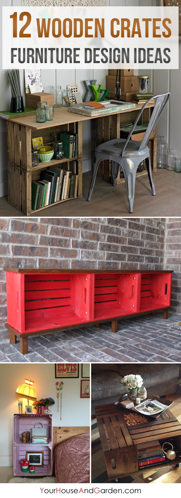 rustic wooden projects 19