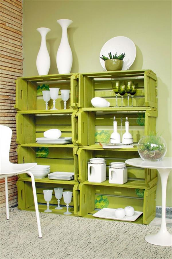 rustic wooden projects 9