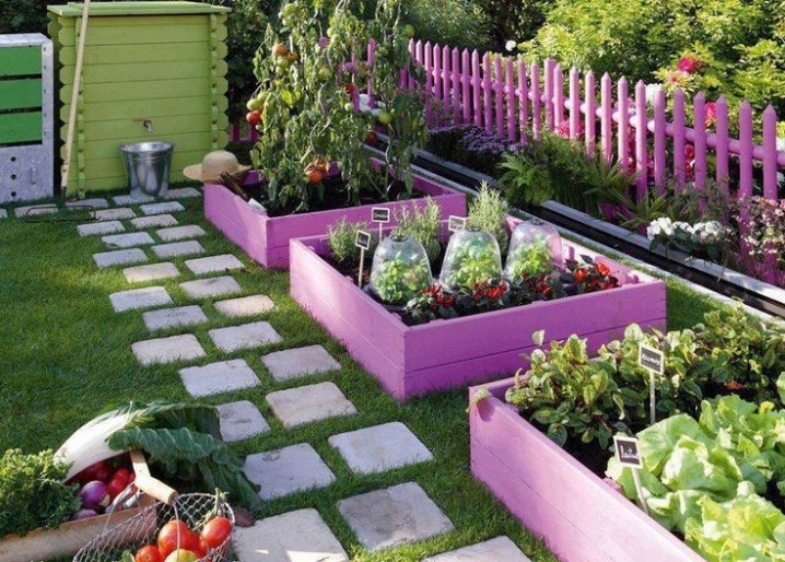 shaped raised bed gardens 1