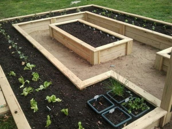 shaped raised bed gardens 11