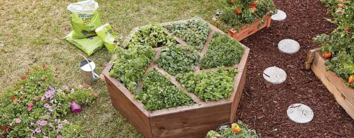 15 Diy Uniquely Shaped Raised Bed Gardens