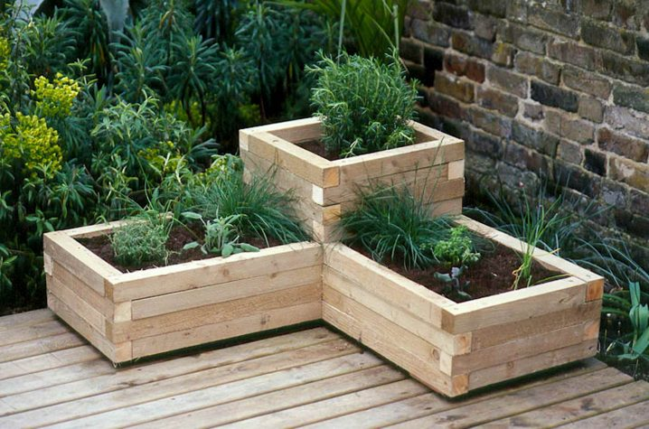 shaped raised bed gardens 3