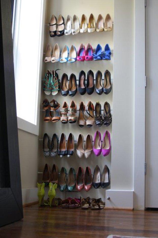 shoe storage hacks 3