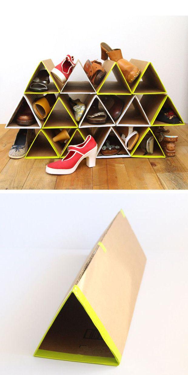 shoe storage hacks 8
