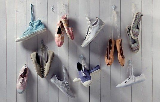15+ Superb & Creative Shoe Storage Ideas