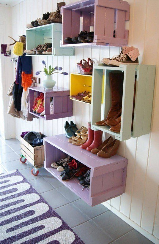 shoe storage ideas 14