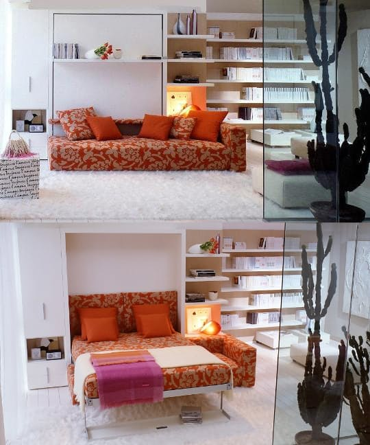 20+ Creative Small Bed Ideas