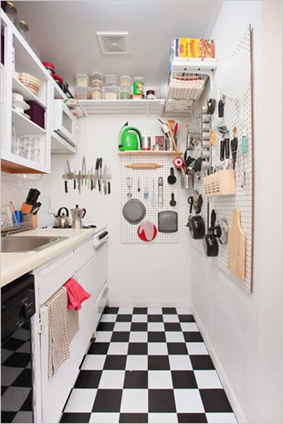 15+ Creative Small Kitchen Design Ideas