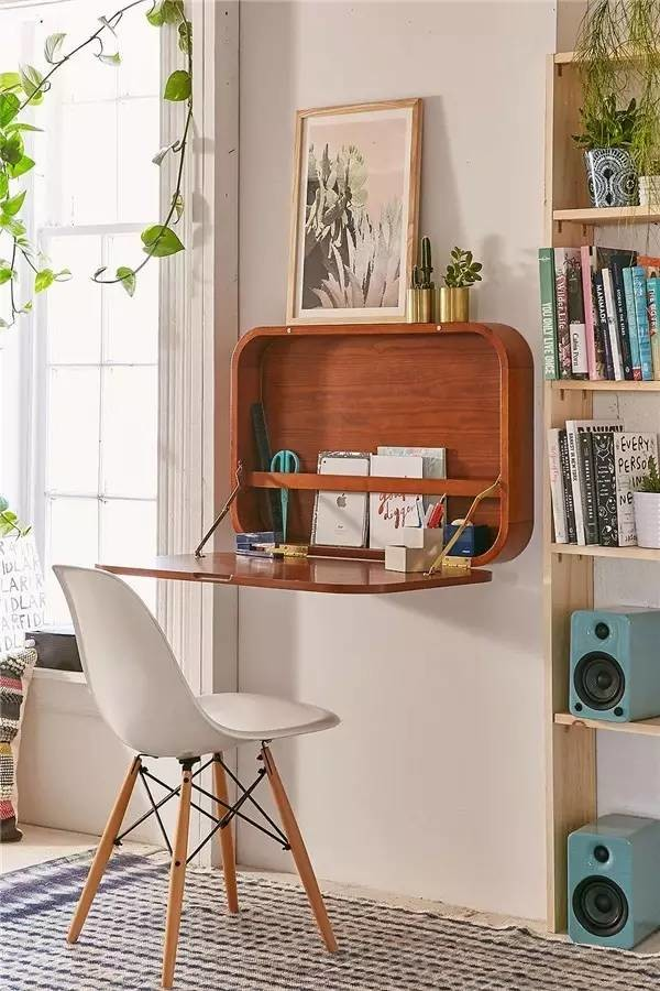15+ Creative Space Saving Desks