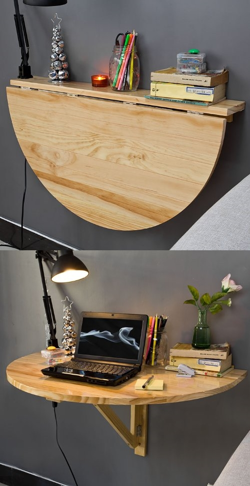DIY Smart Space Saving Furniture Ideas
