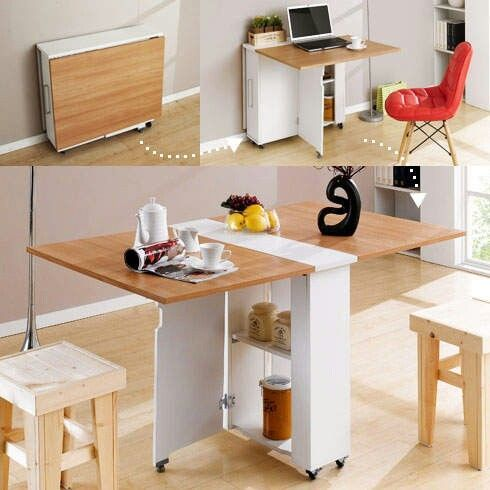 space saving table ideas 17