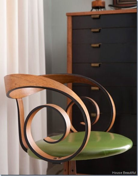 15+ Fantastic & Crazy Spiral Furniture