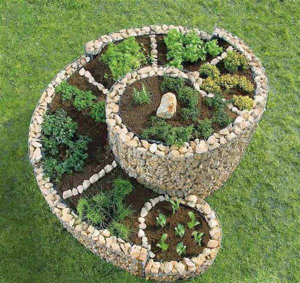 13+ Inspiring Spiral Gardens