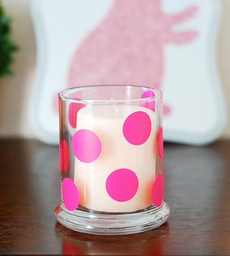 spring candles 10
